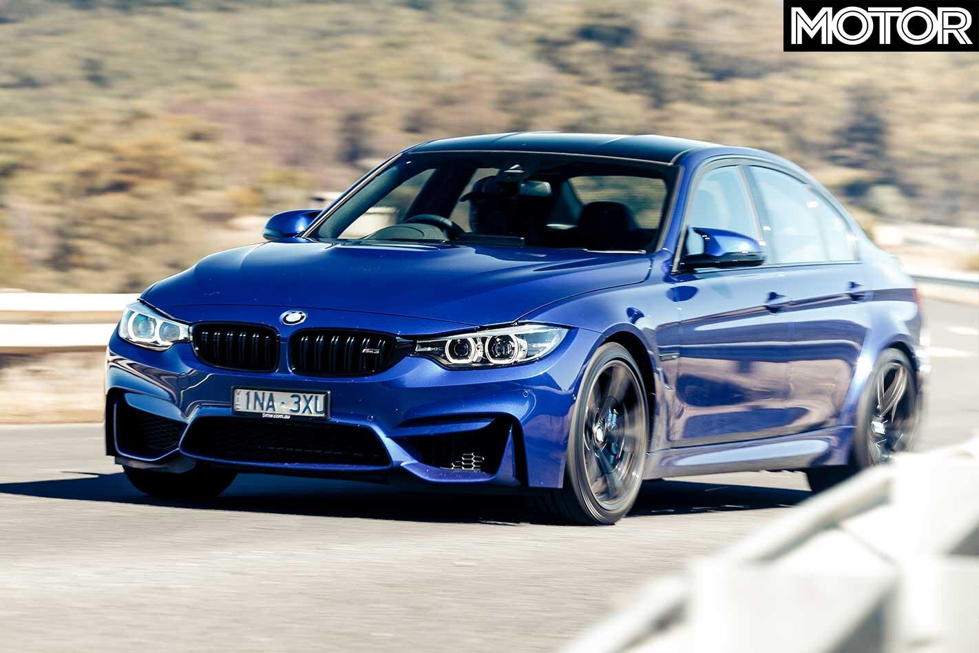 2019 BMW M 3 Pure Front Dynamic Jpg