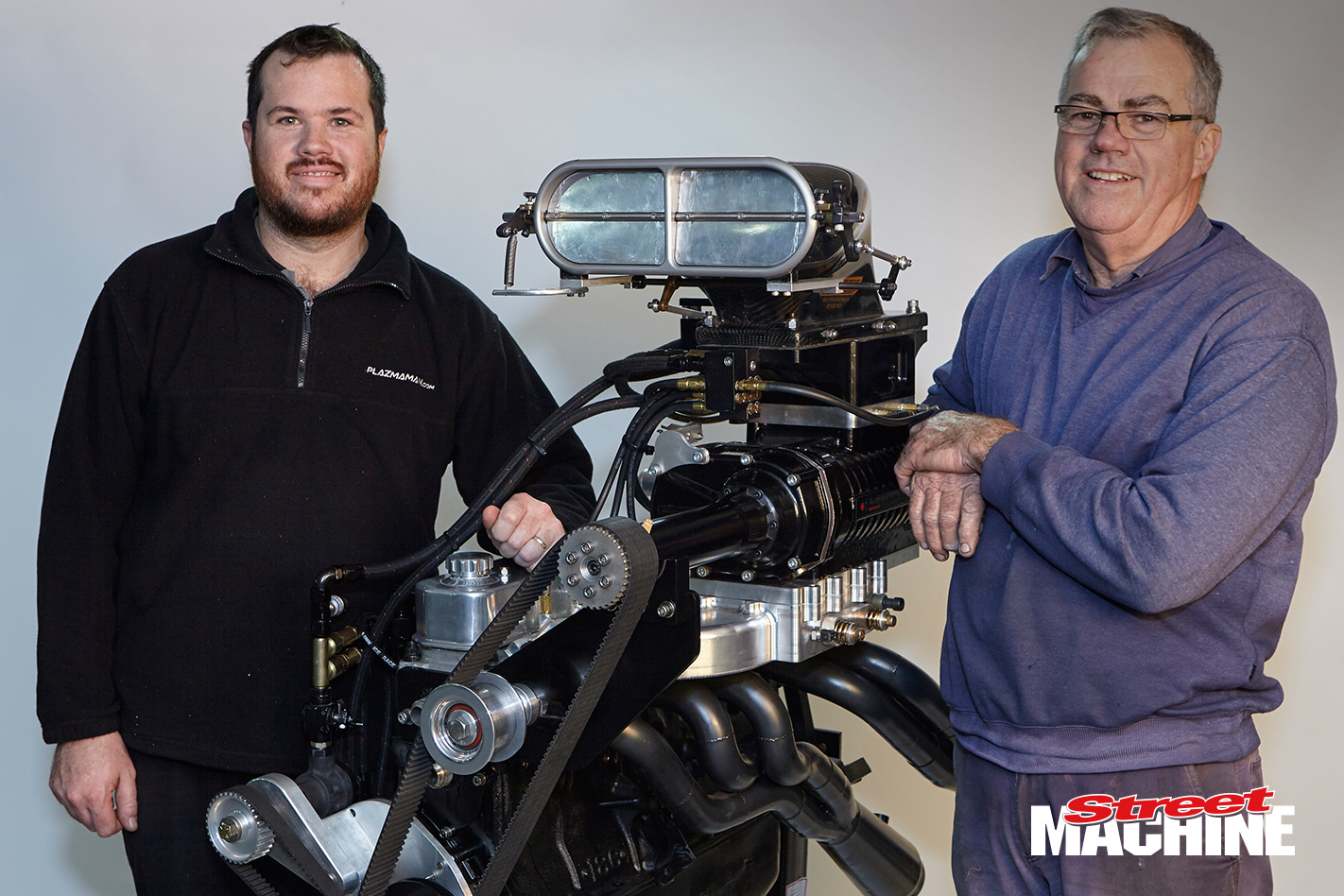 Holden 186 Supercharged Engine 10 Nw