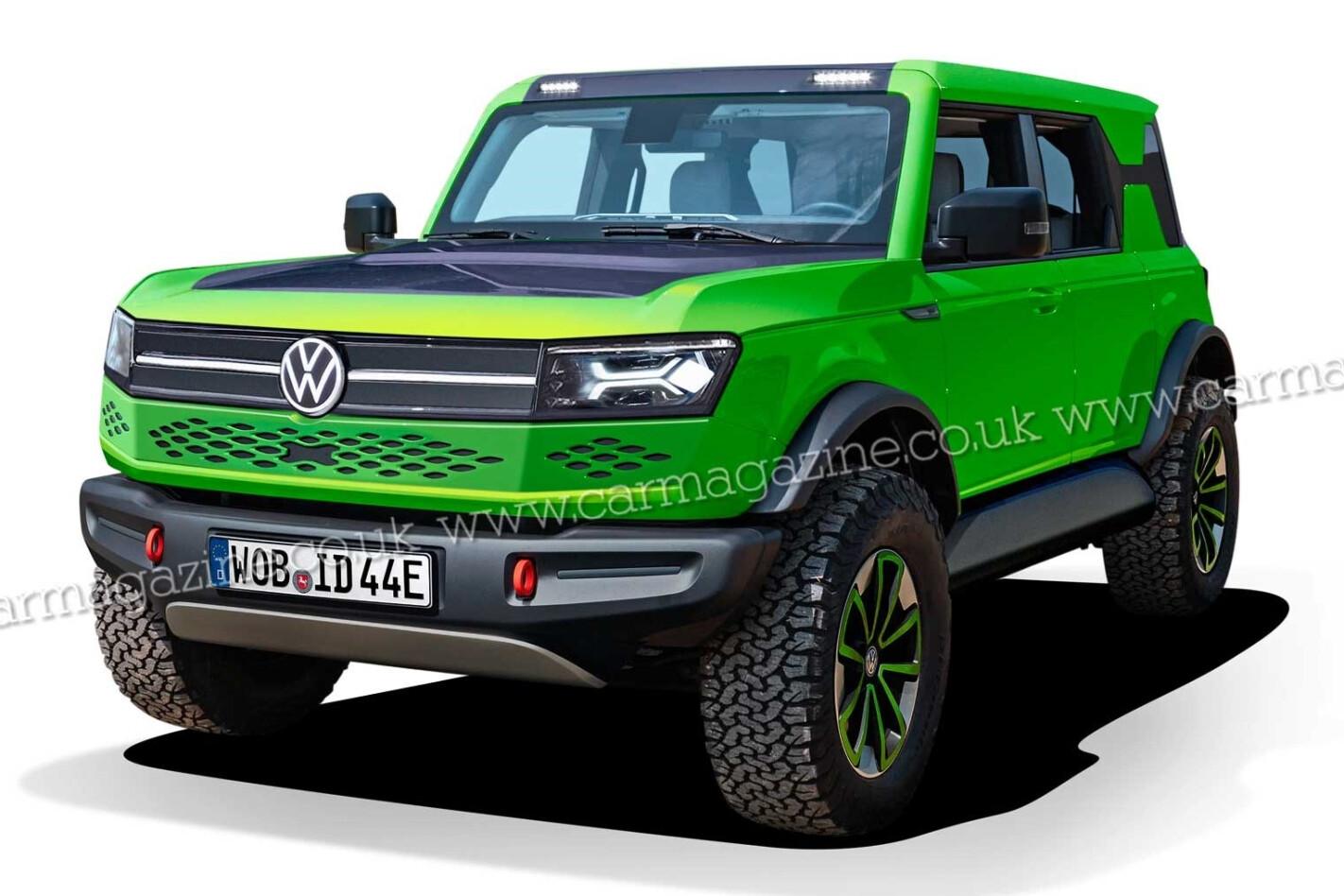 Volkswagen ID Ruggedzz