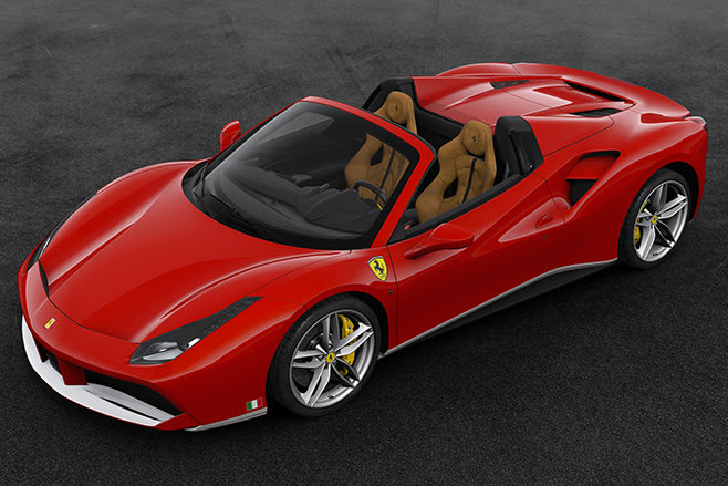 Ferrari -F2003-GA