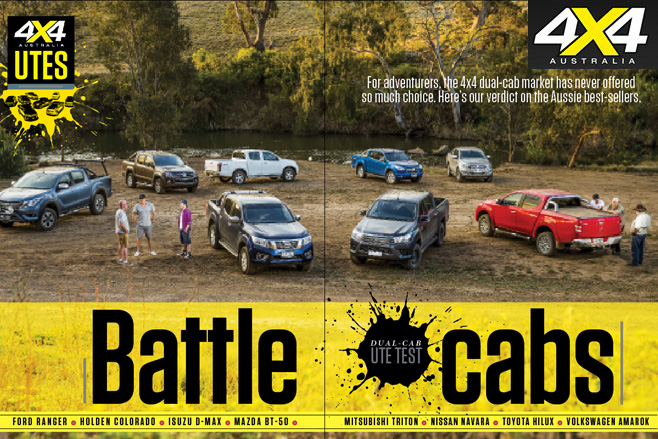 4x4 utes tested