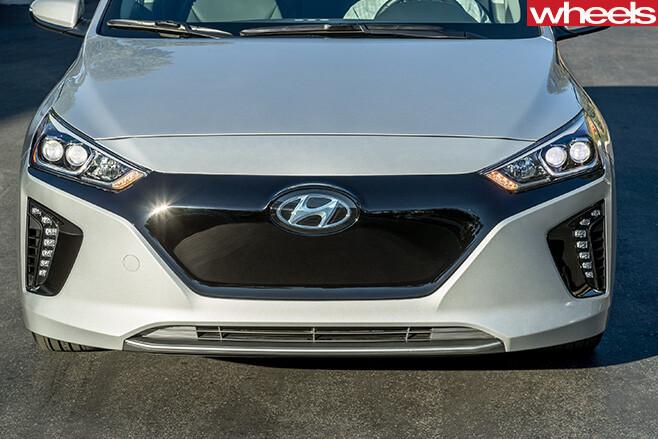 Hyundai -Ioniq -front