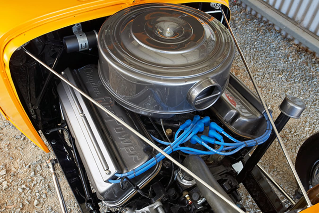 Ford Cleveland engine
