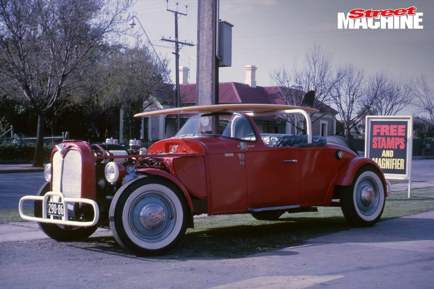 28 Willys Roadster 1