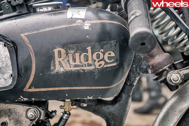 Rudge -motorbike