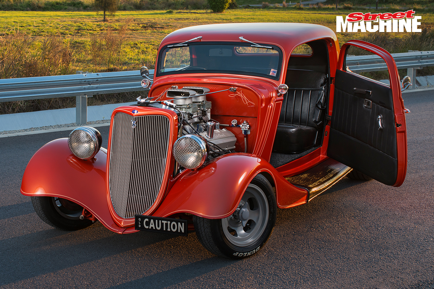 34 Ford Coupe Custom Hot Rod