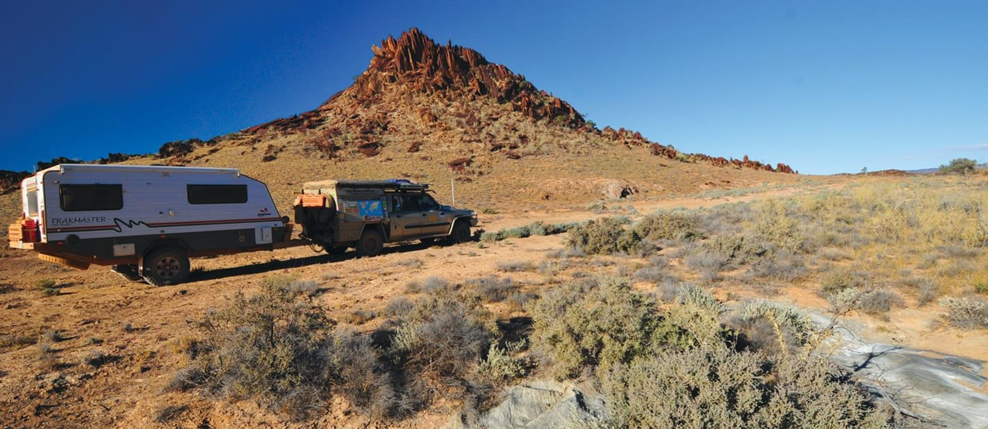 OLD GHAN TO THE GOLDFIELDS