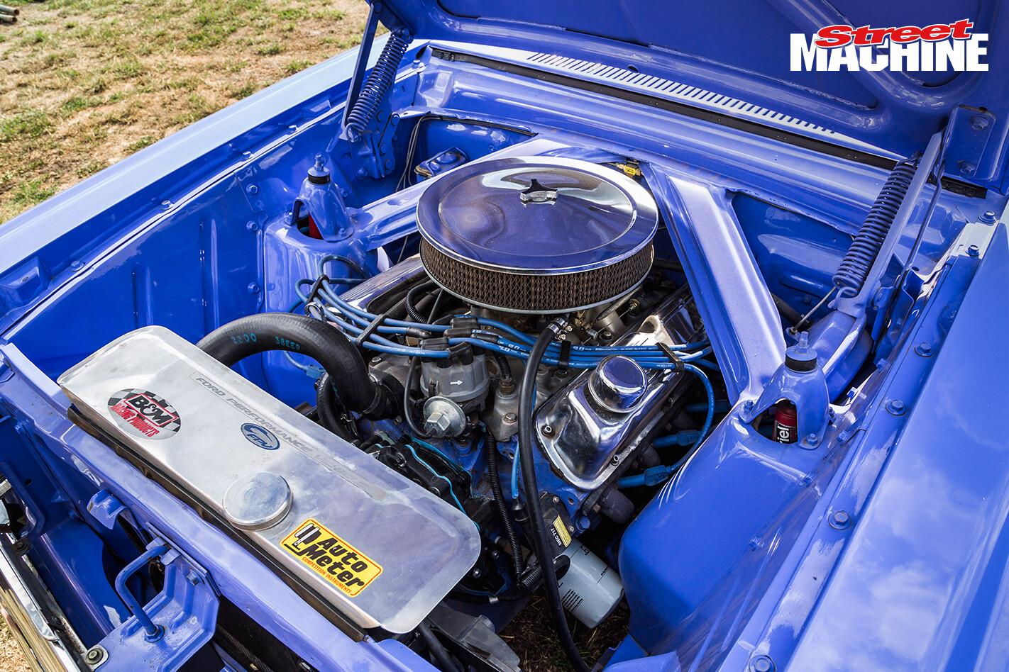 Ford Falcon XP Wagon Chopped 4
