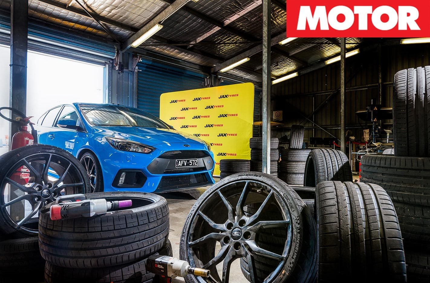 MOTOR Tyre Test 2017 feature