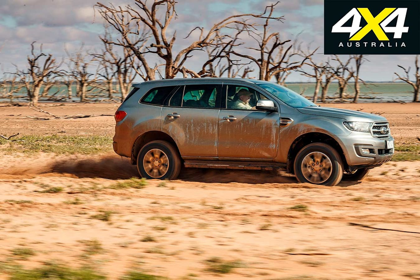 2019 4 X 4 Of The Year Ford Everest Trend Touring Jpg