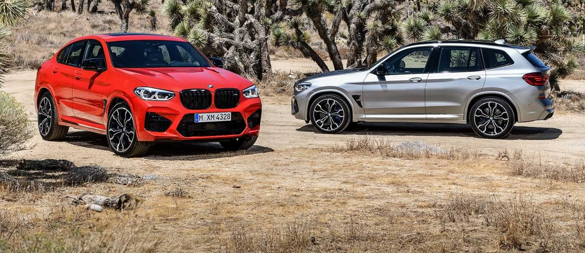2019 BMW X3M and X4M Competition Australian pricing