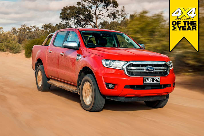 4x4 of the Year 2019 Ford Ranger XLT review