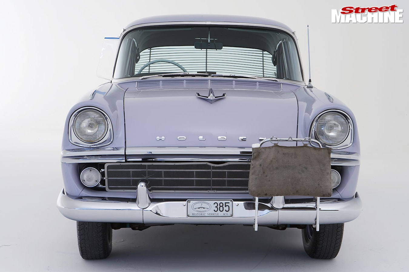 Holden FB front