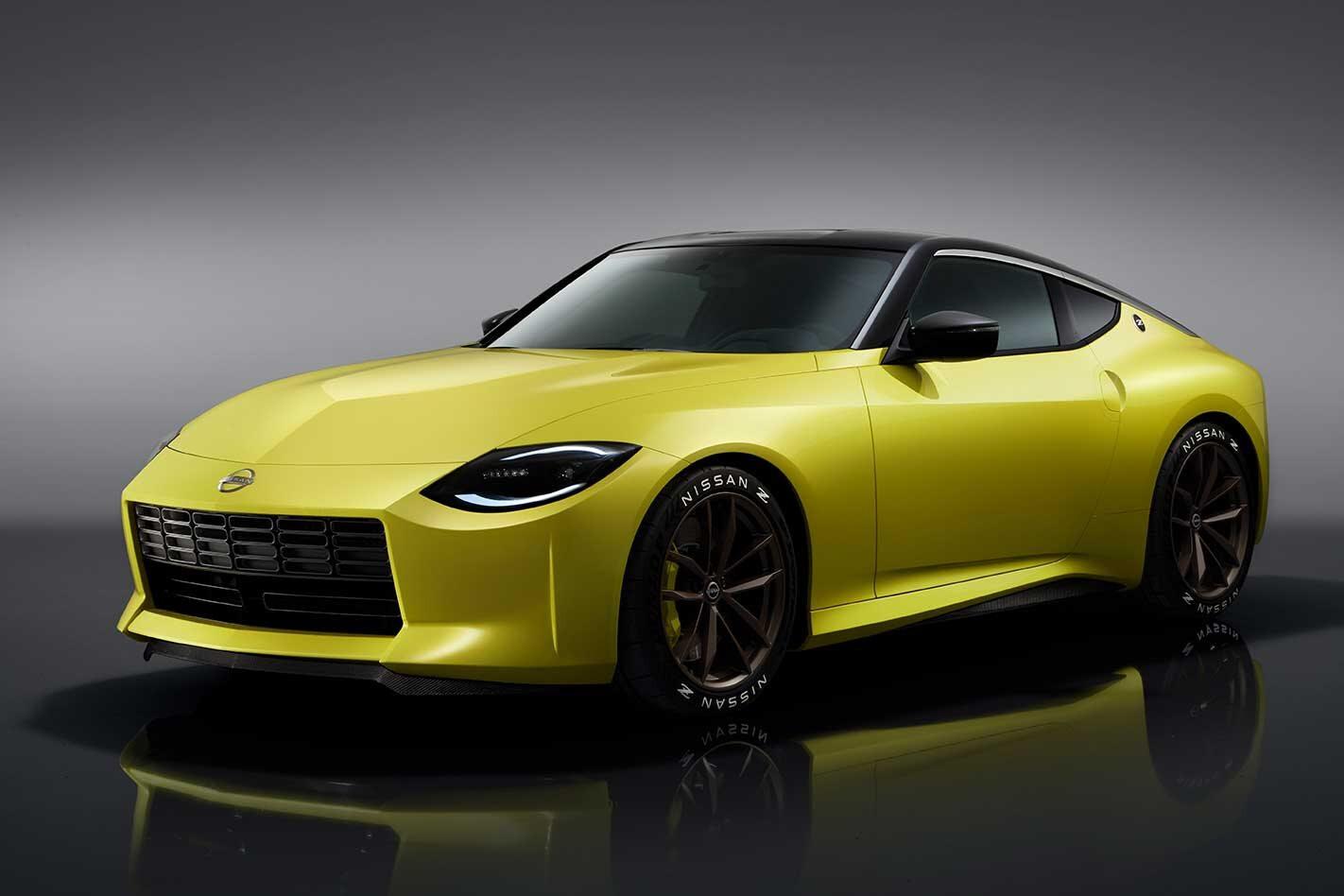 Nissan Z Proto revealed