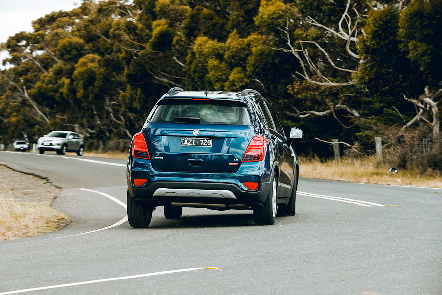 2020 Holden Trax exterior