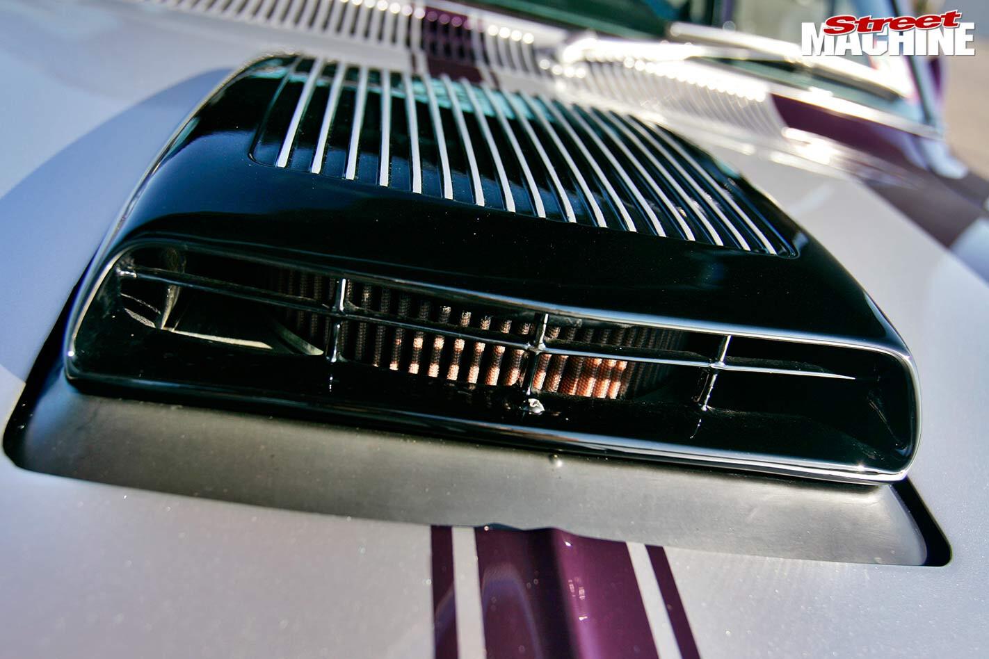 Ford Falcon XY GT bonnet