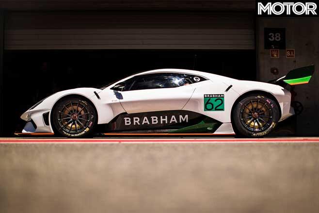2019 MOTOR Awards Peoples Choice Brabham BT 62 Side Jpg