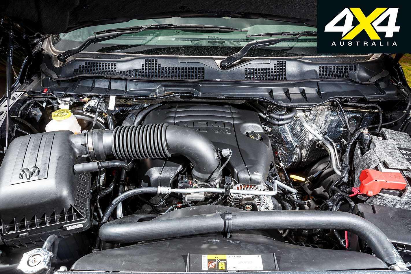 2018 RAM 1500 Laramie Engine Jpg