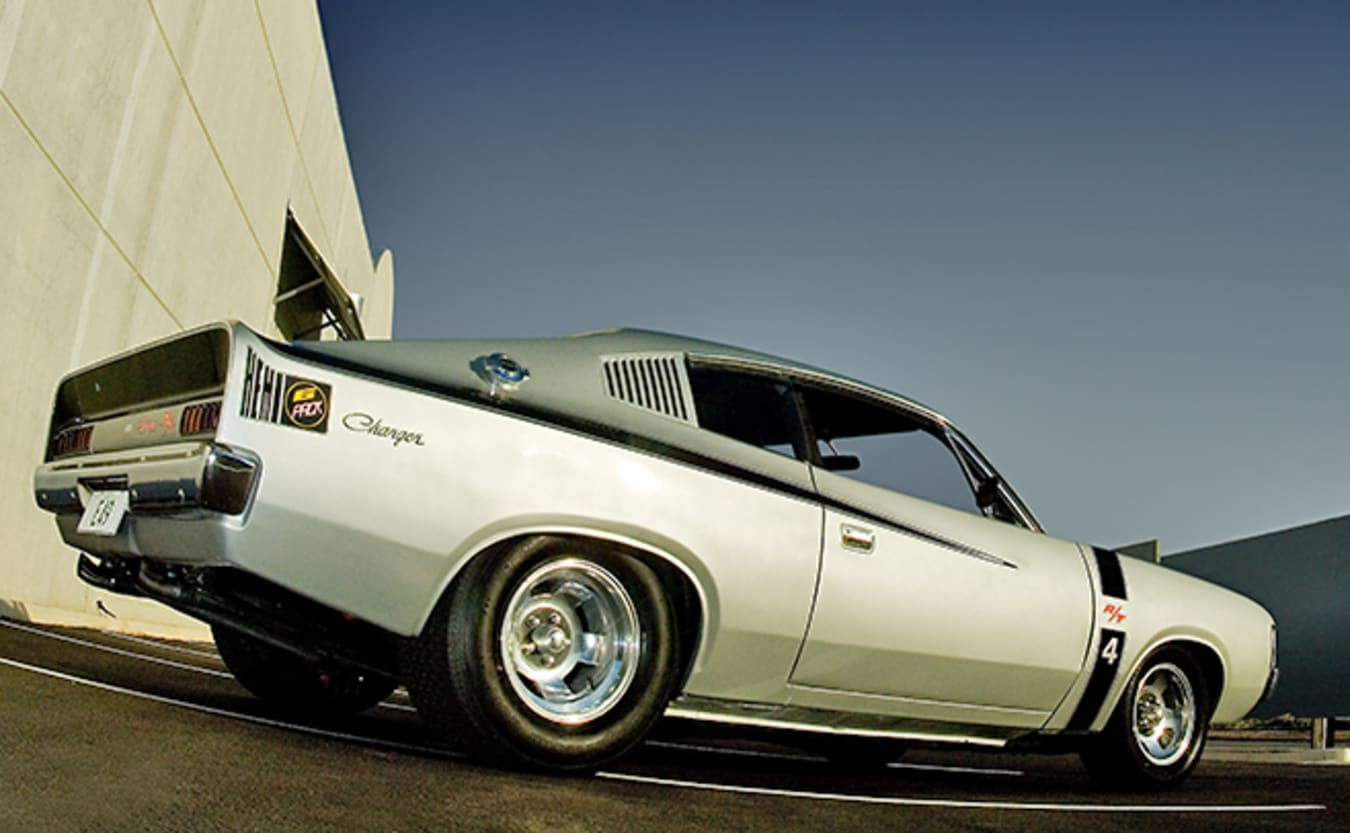 Chrysler VH Charger