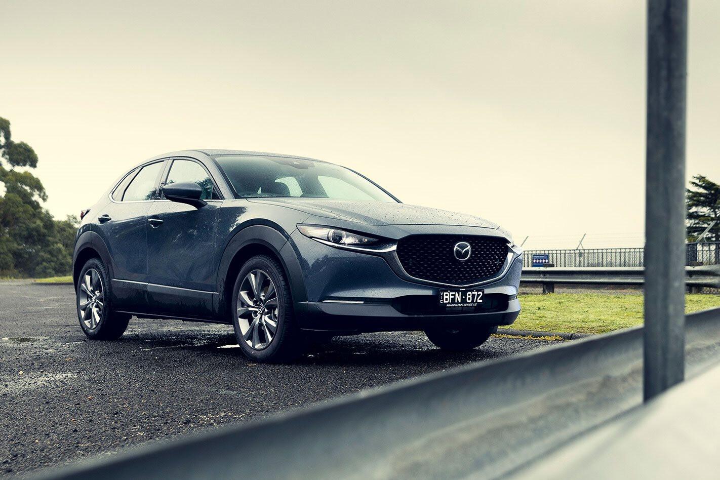 Mazda CX-30 long-term review