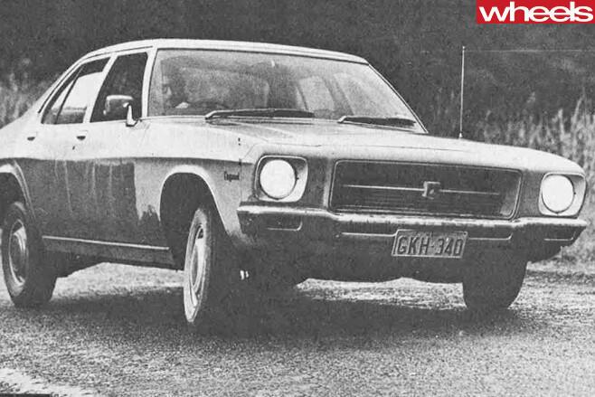 1973-Holden -HQ