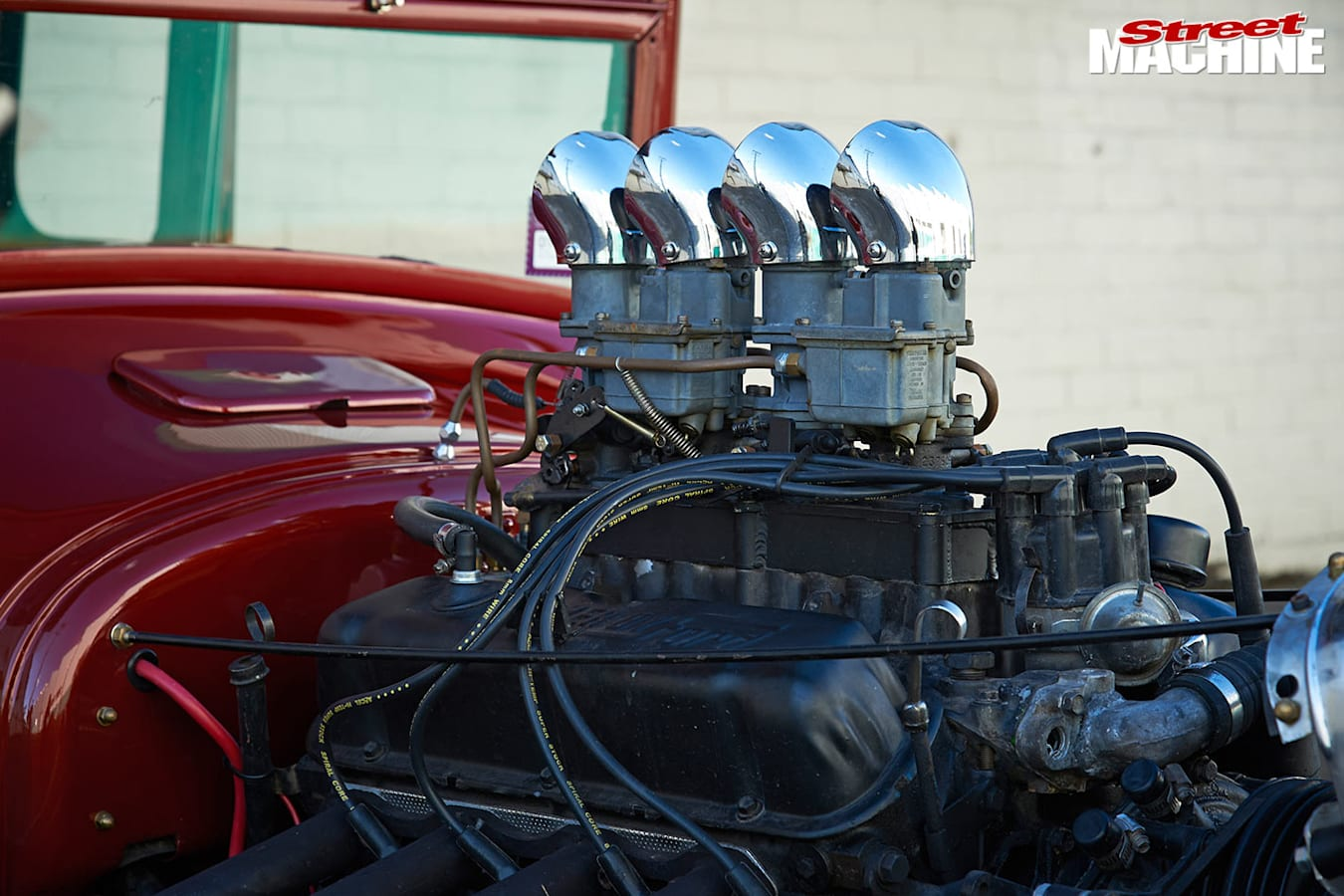 1927 Ford Model T engine