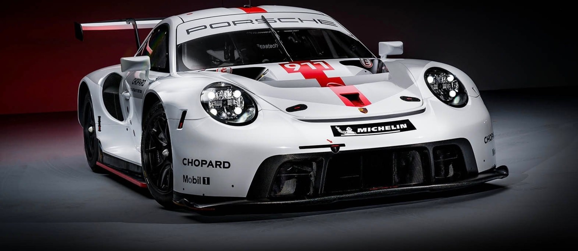 Small 911 RSR 3 4 Front Jpg
