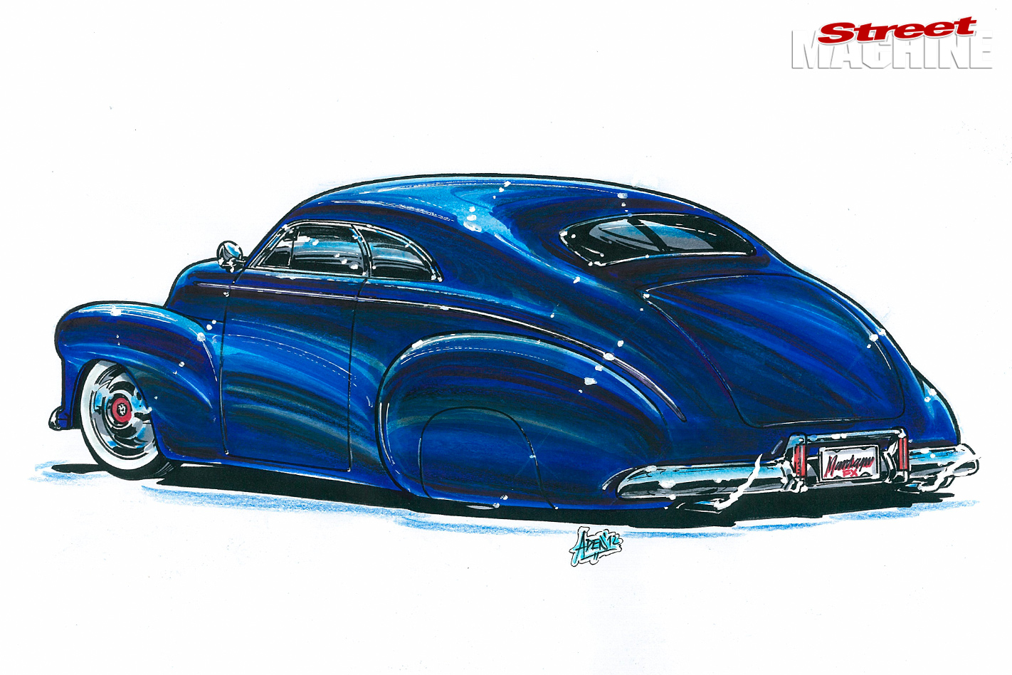 CUSTOM-HOLDEN-FX-COUPE-concept -3