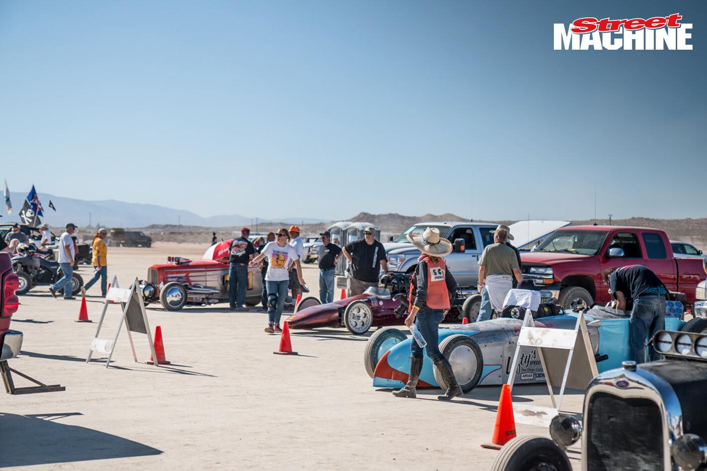 El Mirage Land Speed Racing 4012