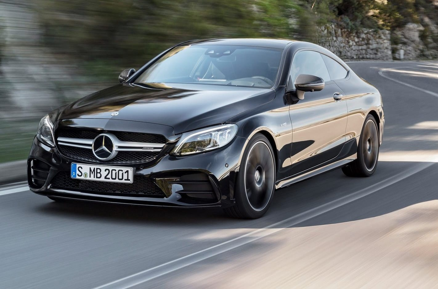 Mercedes-Benz C-Class Coupe and Cabrio updated