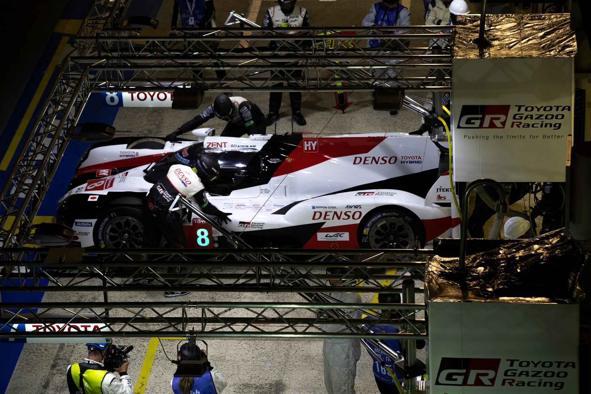 Le Mans 2019 Toyota