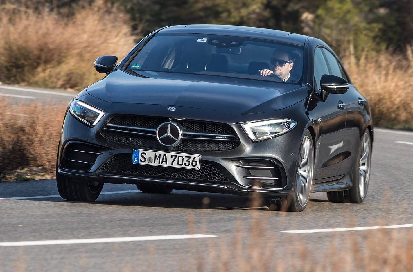 2018 Mercedes-AMG CLS53 review
