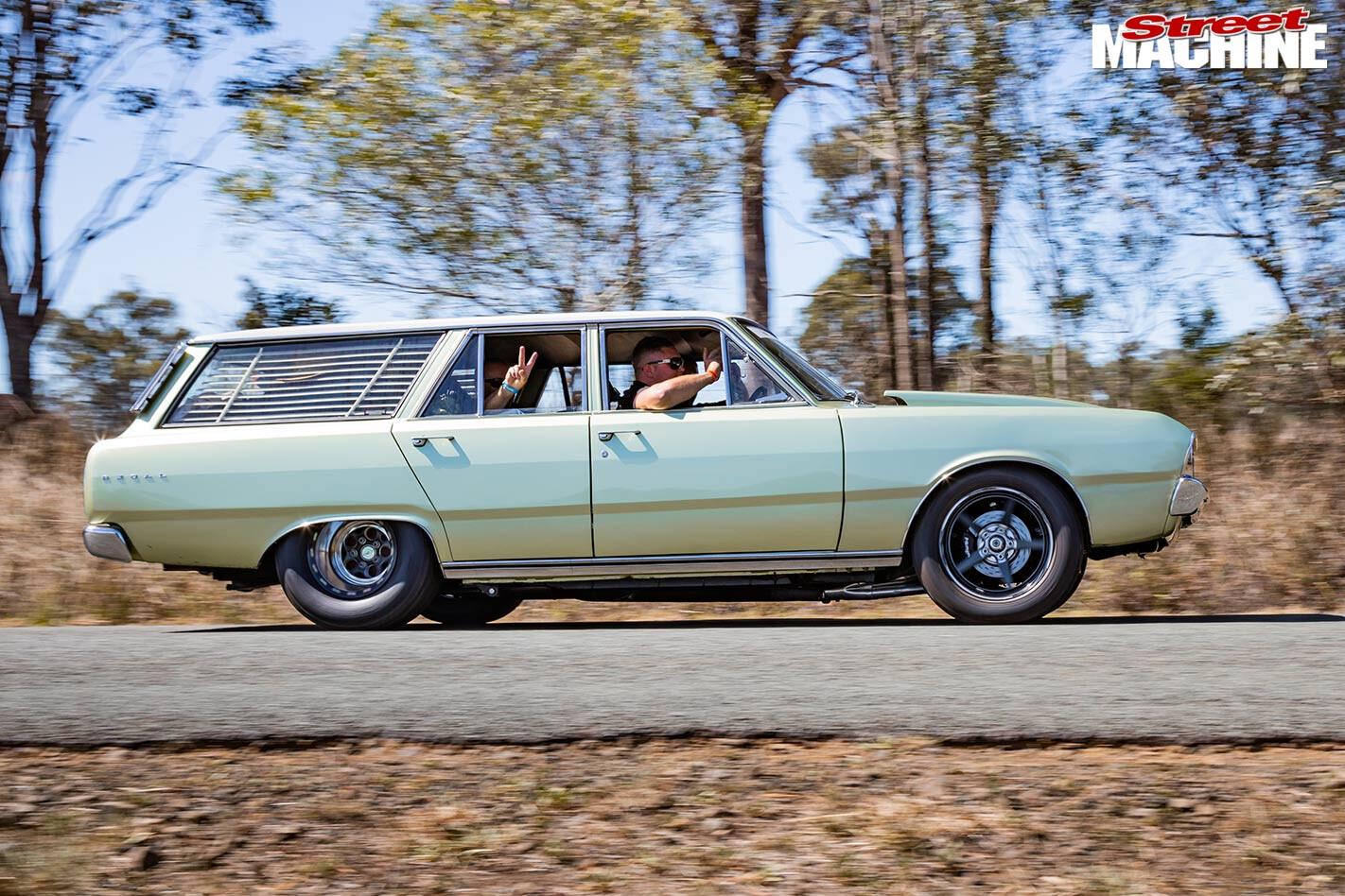 VG Valiant Safari wagon