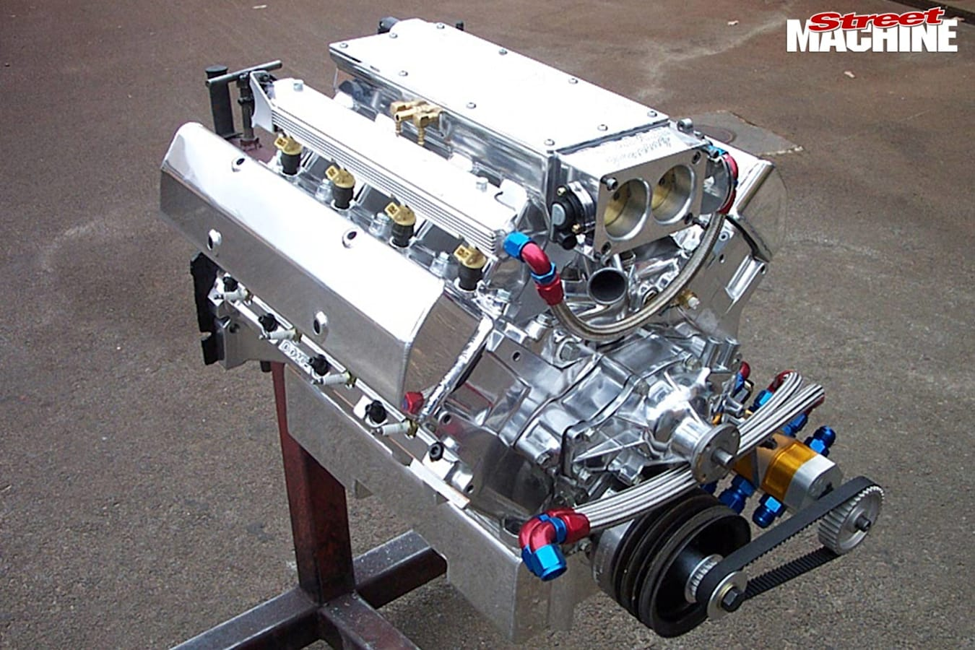 Mitsubishi Magna engine