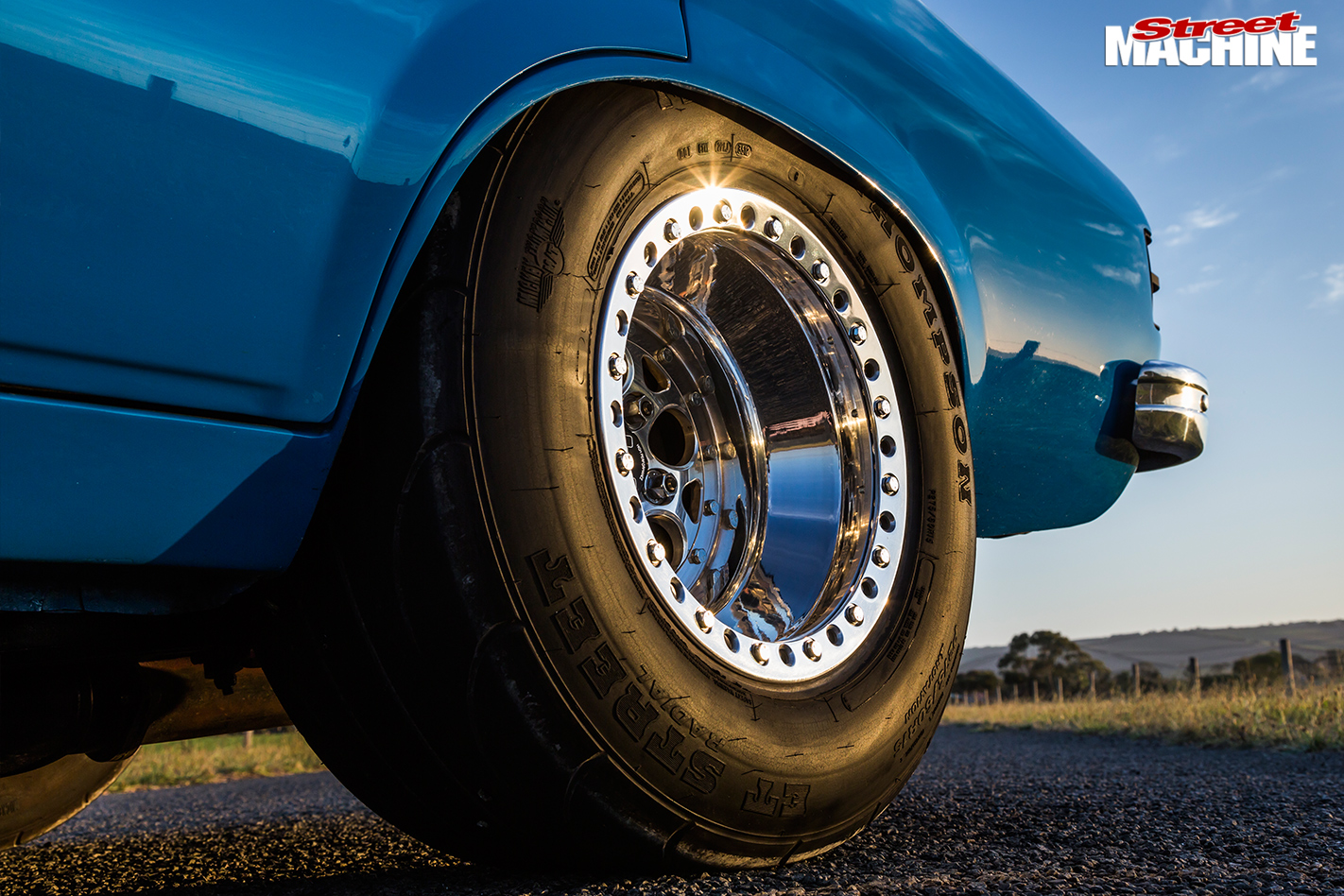 Holden -LH-Torana -wheel -rear