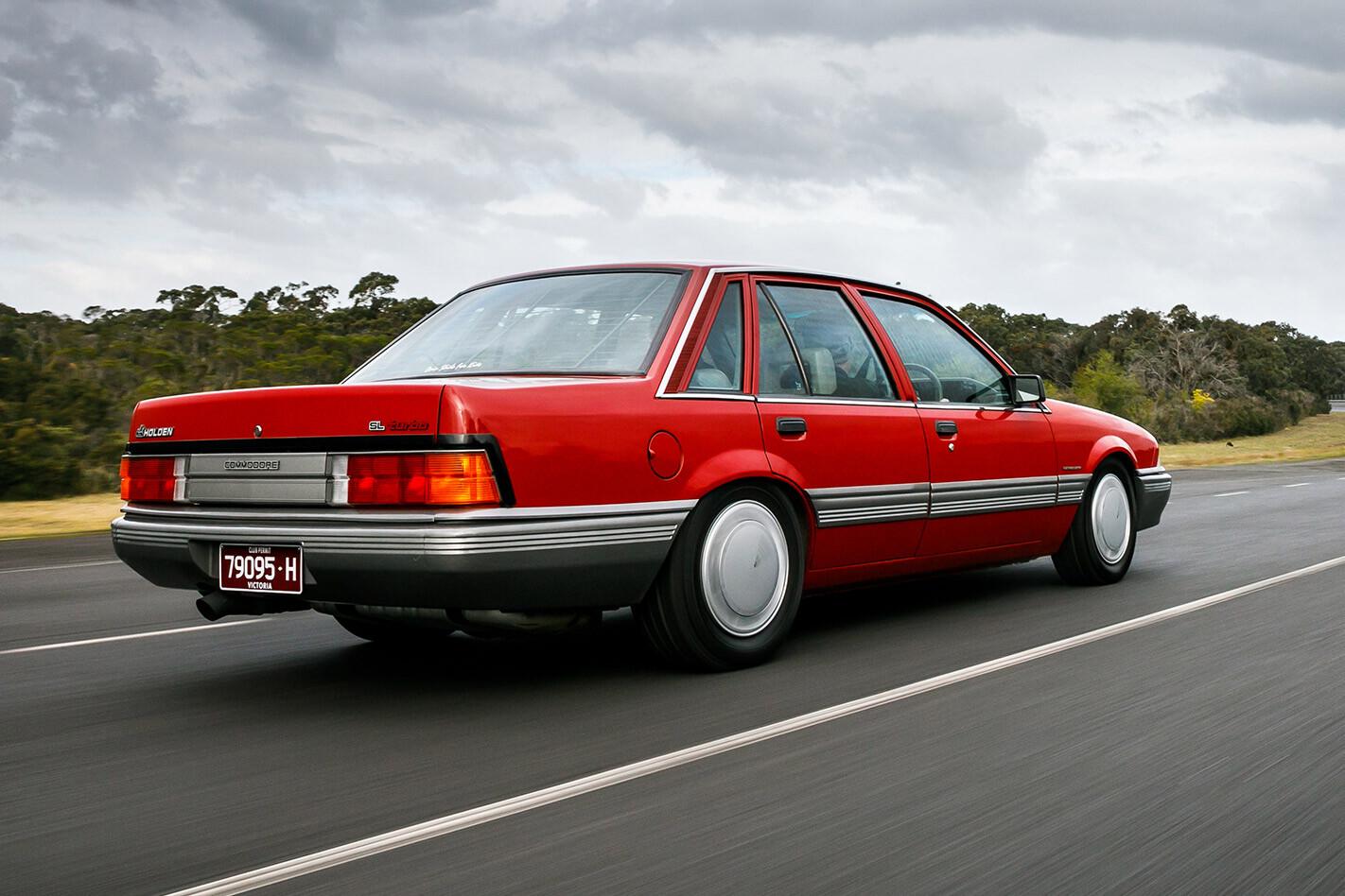 Holden VL Commodore turbo