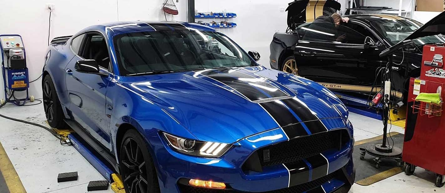 First Shelby GT350 lands in Australia