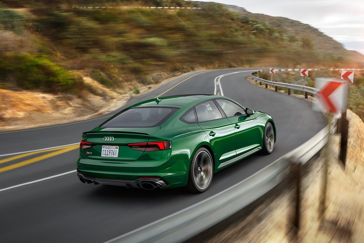 Audi S 5 Sportback Motion Jpg