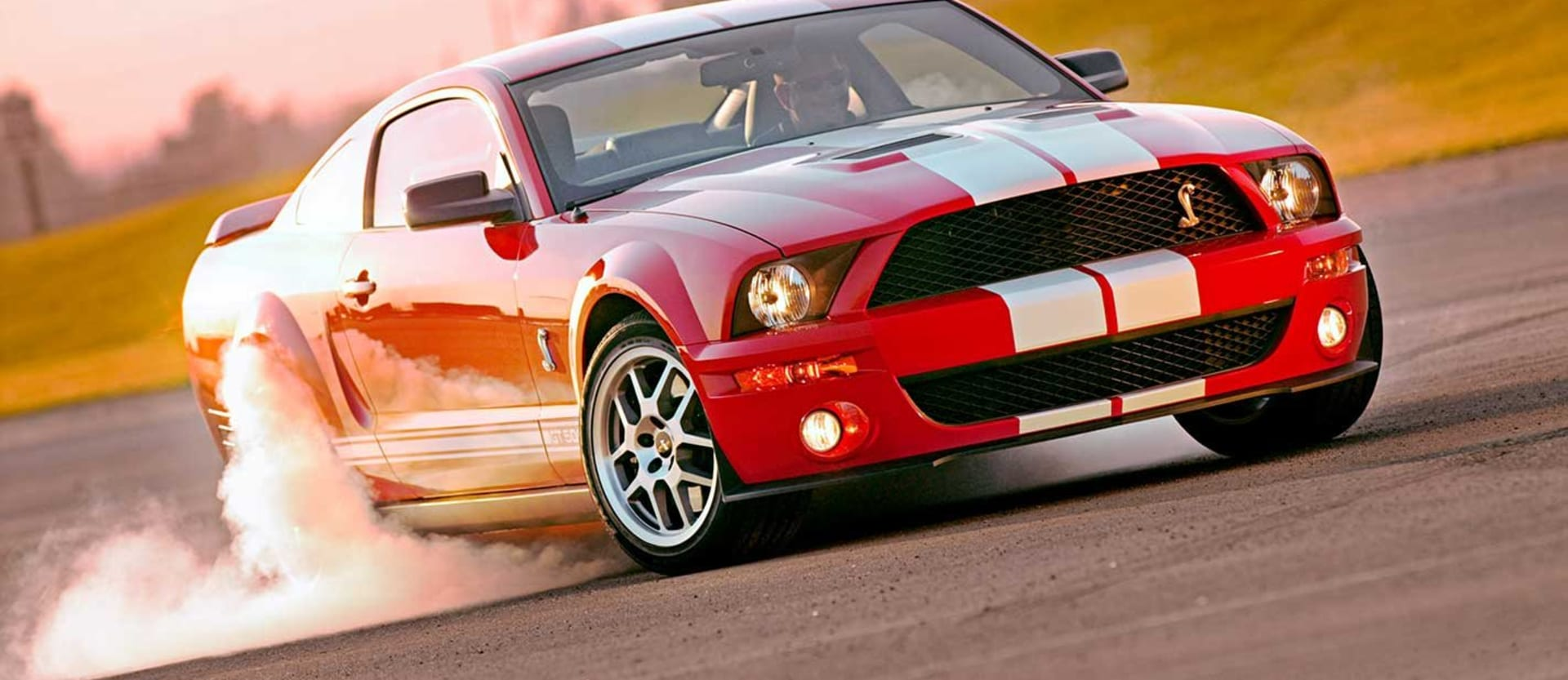 2006 Ford Shelby GT500 review classic MOTOR