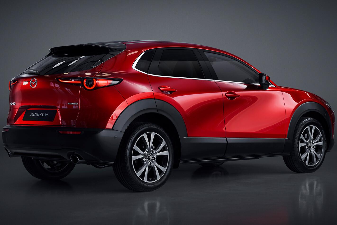 Mazda CX-30 details