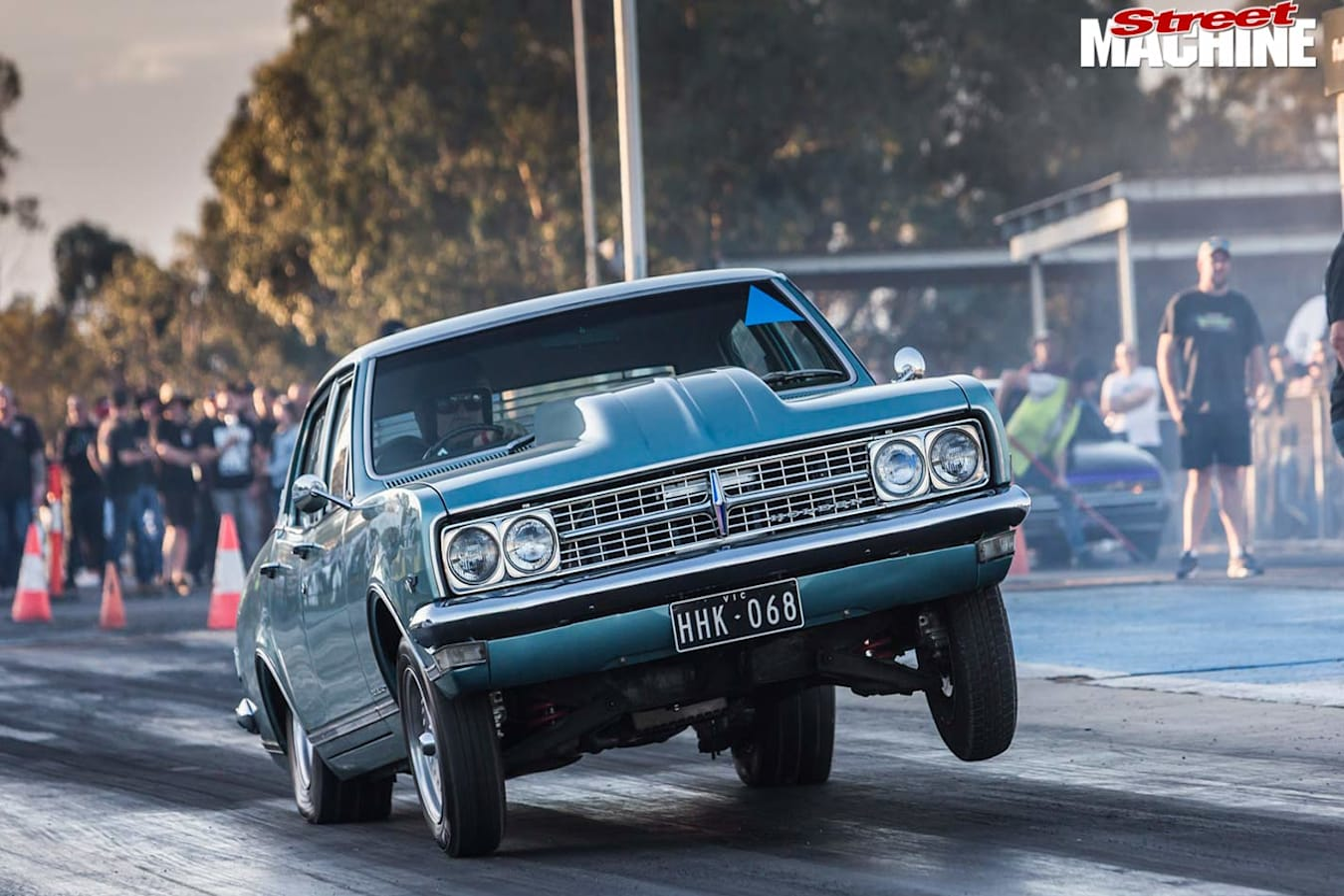 Holden HK Premier
