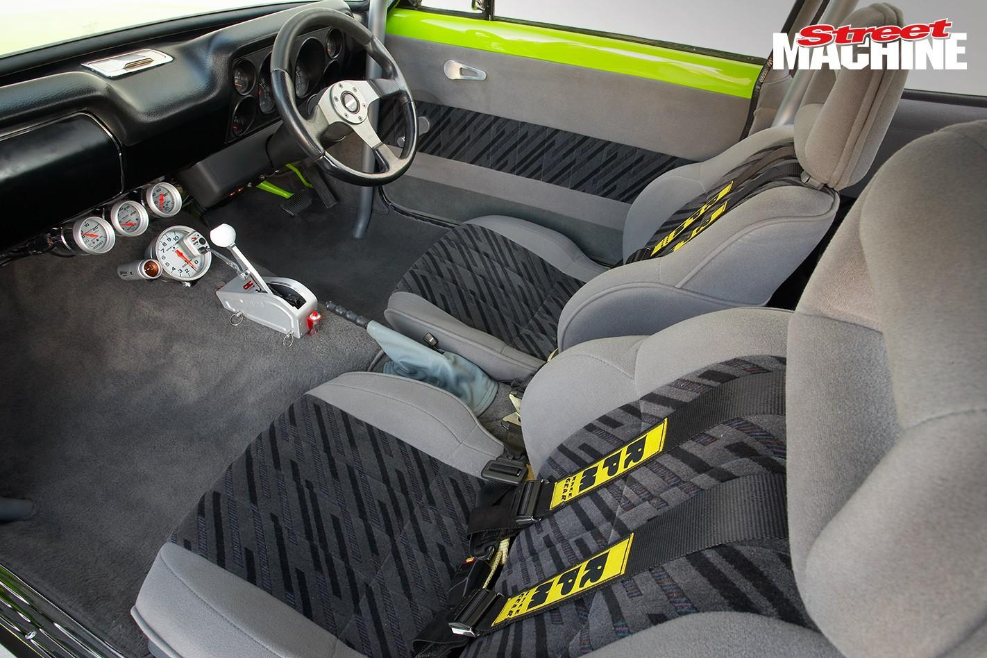 Holden LC Torana V 8 Supercharged Interior Nw Jpg