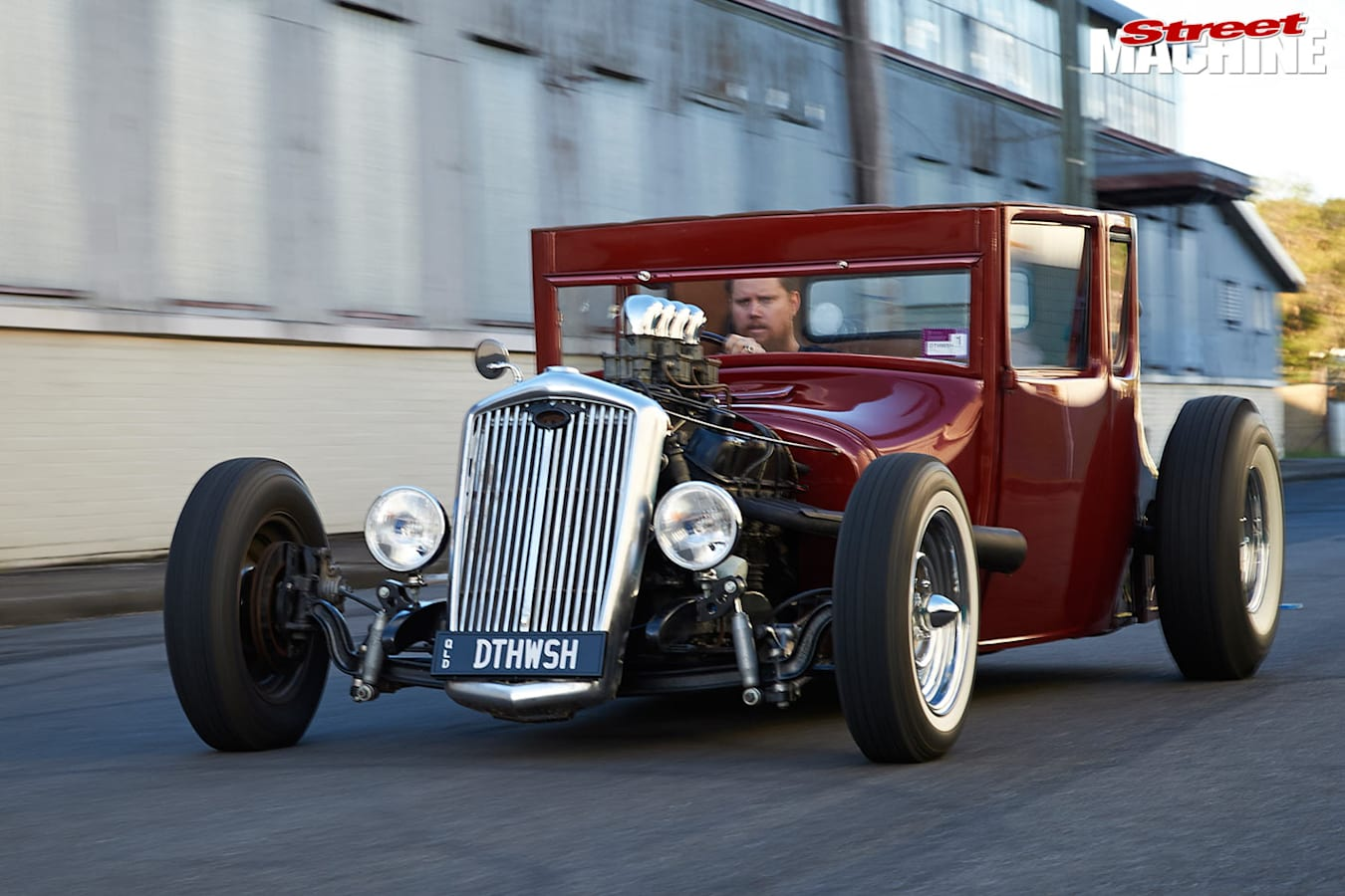 1927 Ford Model T onroad