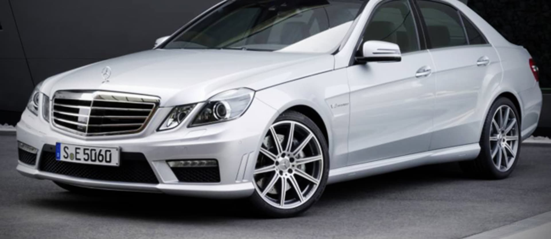 E63 AMG gets 410kW