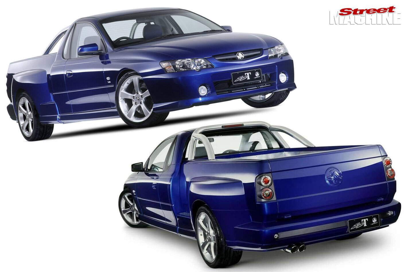 Holden SST