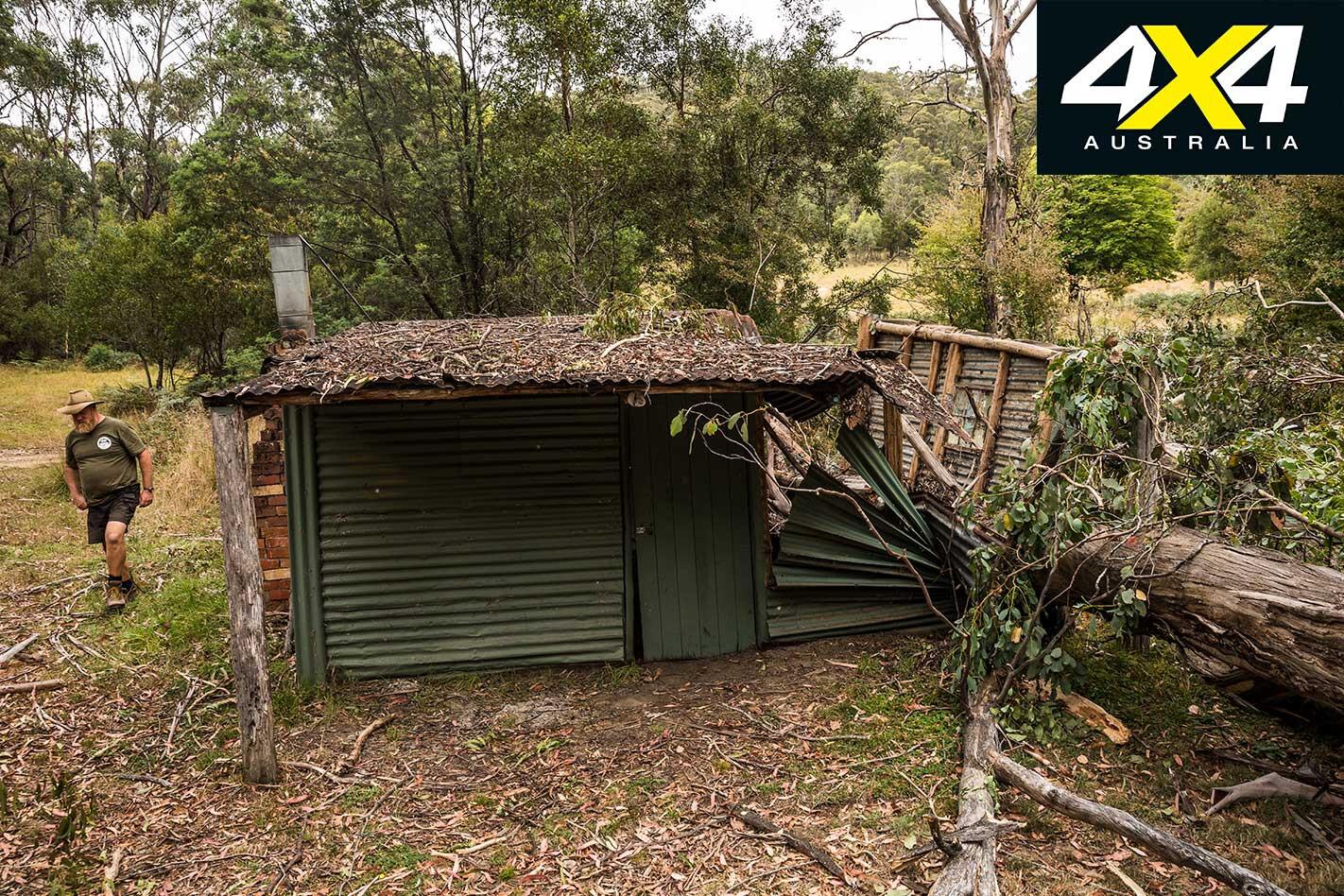 Victorian High Country 4 X 4 Adventure Series PO Hut Jpg