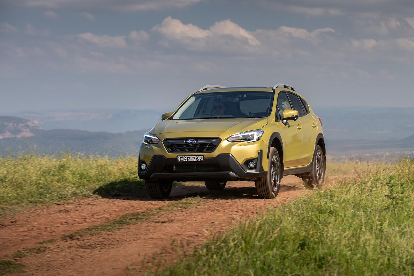 2021 Subaru XV 2.0i-S review