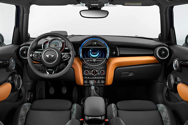 Mini Seven Design Edition Interior Jpg