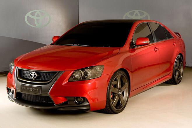 Toyota Aurion Sports Concept