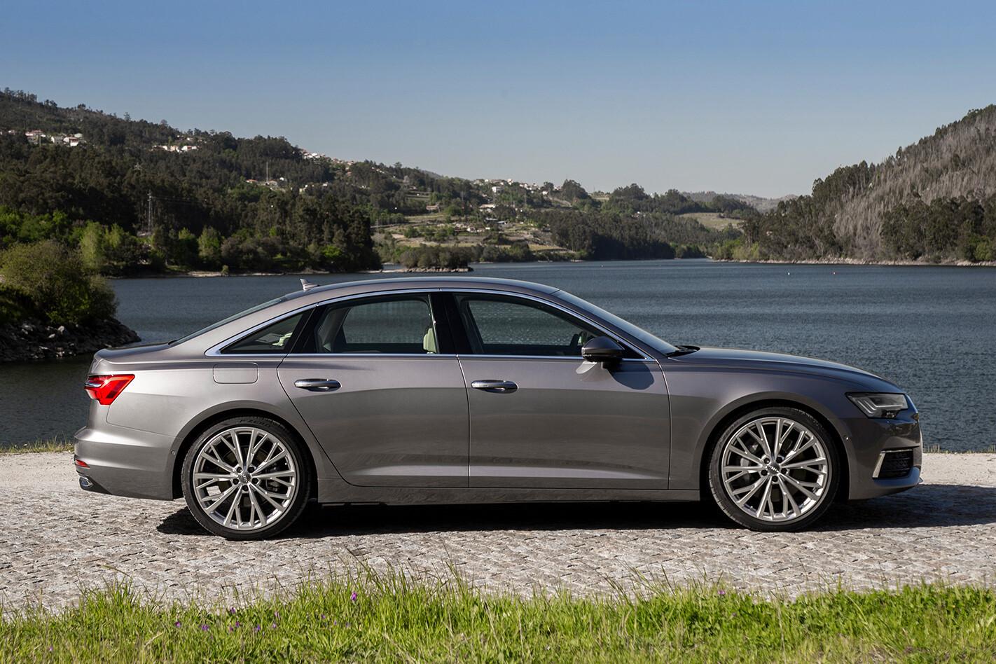 Audi A 6 Side Profile Jpg
